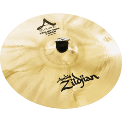 Cymbale Zildjian A custom  projection crash 16