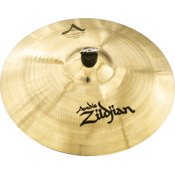Cymbale Zildjian A custom  medium crash 18