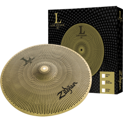 Cymbale silencieuse Zildjian Ride LV8020R-S