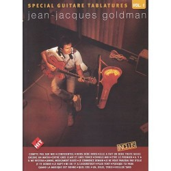 Jean Jacques Goldman spécial guitare tablature