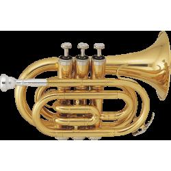 Trompette de poche SML Paris TP50