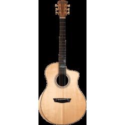 Guitare folk électro Washburn Belle tono SC56SCE