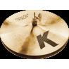 Paire de Hi-hats Zildjian K Custom 13 dark
