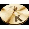 Paire de Hi-hats Zildjian K Custom 14 dark
