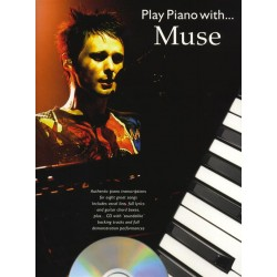Play piano With Muse avec CD
