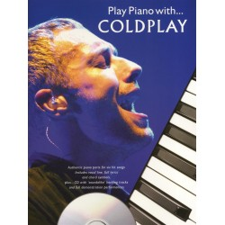 Play piano With Coldplay avec CD