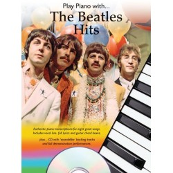 Play piano With The Beatles Hits avec CD