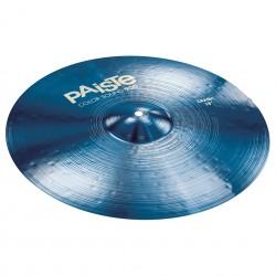 Cymbale Crash Paiste 900 color sound Blue 18 pouces