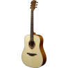 Guitare folk Lag Tramontane T88D dreadnought