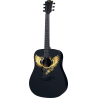 Guitare folk Lag Tramontane Wings Gold Dreadnought