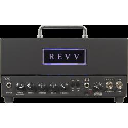 Tête guitare à lampes Revv D20