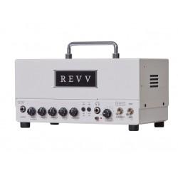 Tête guitare à lampes Revv D20 White