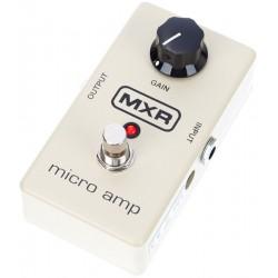 Pédale guitare MXR Micro Amp+ M233