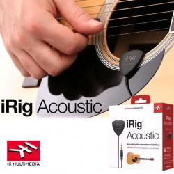 Interface Ik Multimedia Irig Acoustic