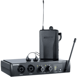 Système HF in ear monitor Shure PSM200 EP2TR112GR-K9