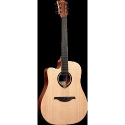 Guitare électro gaucher Lag Tramontane TL70DCE