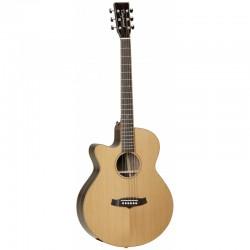 Guitare électro gaucher Tanglewood Java TWJSF CE LH
