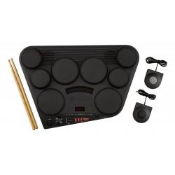 Multi pads Yamaha DD75 Drums practice