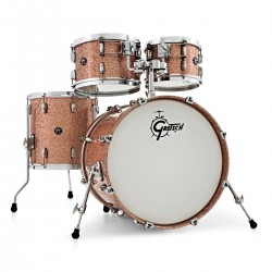 Batterie Gretsch Renown Maple fusion 20 Copper Premium Sparkle