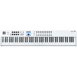Clavier maitre Arturia Essential 88 blanc
