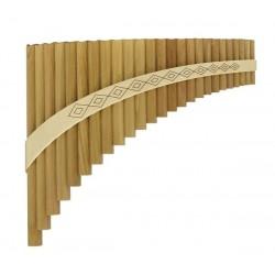 Flute de pan Gewa Premium 25 tubes Sol majeur