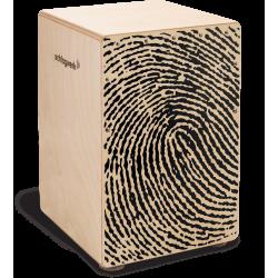 Cajon Schlagwerk Fingerprint - médium CP118