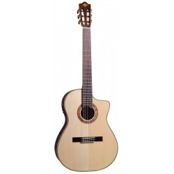 Guitare électro classique Martinez MP14-RS cross over