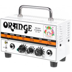 Tête guitare Orange Micro Terror à lampe