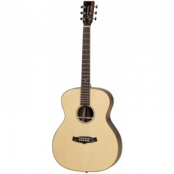 Guitare folk gaucher Tanglewood Java JFS LH auditorium