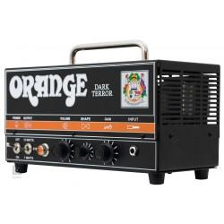 Tête d'ampli guitare à lampes Orange Dark Terror