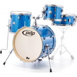Batterie PDP by DW New yorker Blue Sparkle