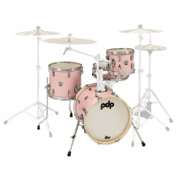 Batterie PDP by DW New yorker Pale Rose Sparkle PDNY1604PR
