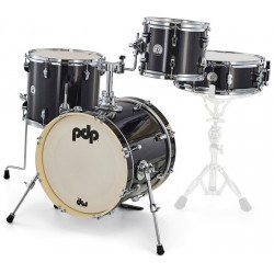 Batterie PDP by DW New yorker Black Onyx Sparkle PDNY1604BO