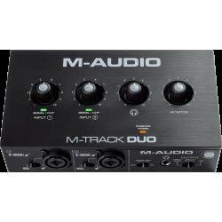 Carte son M-Audio M-Track Duo