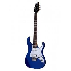 Guitare électrique SGR Banshee - Electric blue