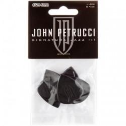 Sachet Dunlop John Petrucci Jazz III  par 6 Ultex Jazz III 1,5 mm
