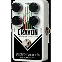 Pédale Overdrive Electro Harmonix Crayon 69