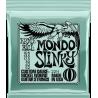 Cordes électrique Ernie Ball 2211 Mondo slinky 10.5-52
