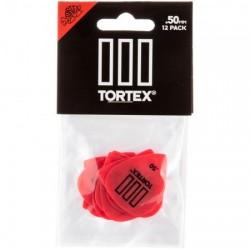 Sachet Dunlop 12 Tortex III 0.50 player's pack