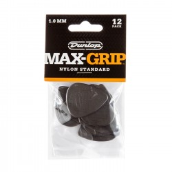 Sachet Dunlop 12 Maxgrip 1mm player's pack