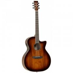 Guitare électro folk Tanglewood TW4 E Koa