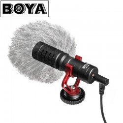 Micro reportage pour smartphone Boya MM1