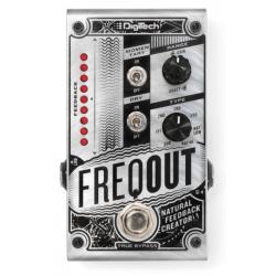 Pédale guitare Digitech FreqOut générateur de feedback