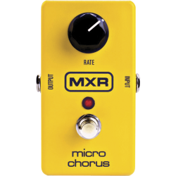 Pédale guitare MXR Micro Chorus M148