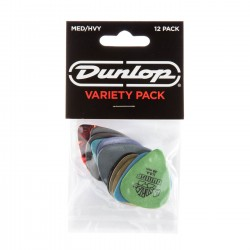 Sachet Dunlop variety pack medium heavy