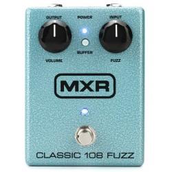 Pédale guitare MXR M173 Classic 108 Fuzz