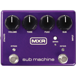 Pédale guitare MXR M225 Submachine octave Fuzz