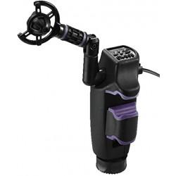 Microphone électret pour caisse claire ou tom JTS CX505