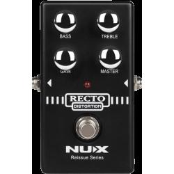 Pédale guitare NUX Recto Distortion