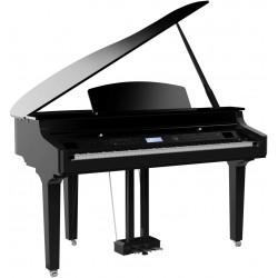 Piano numérique forme 1/4 de Queue Medeli Grand 510 noir